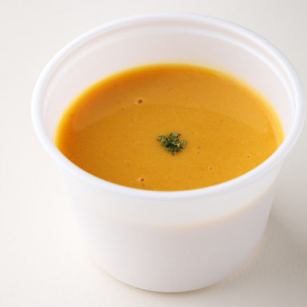 テイクアウト用 かぼちゃのポタージュスープ